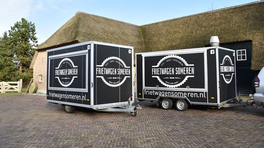 frietwagen someren
