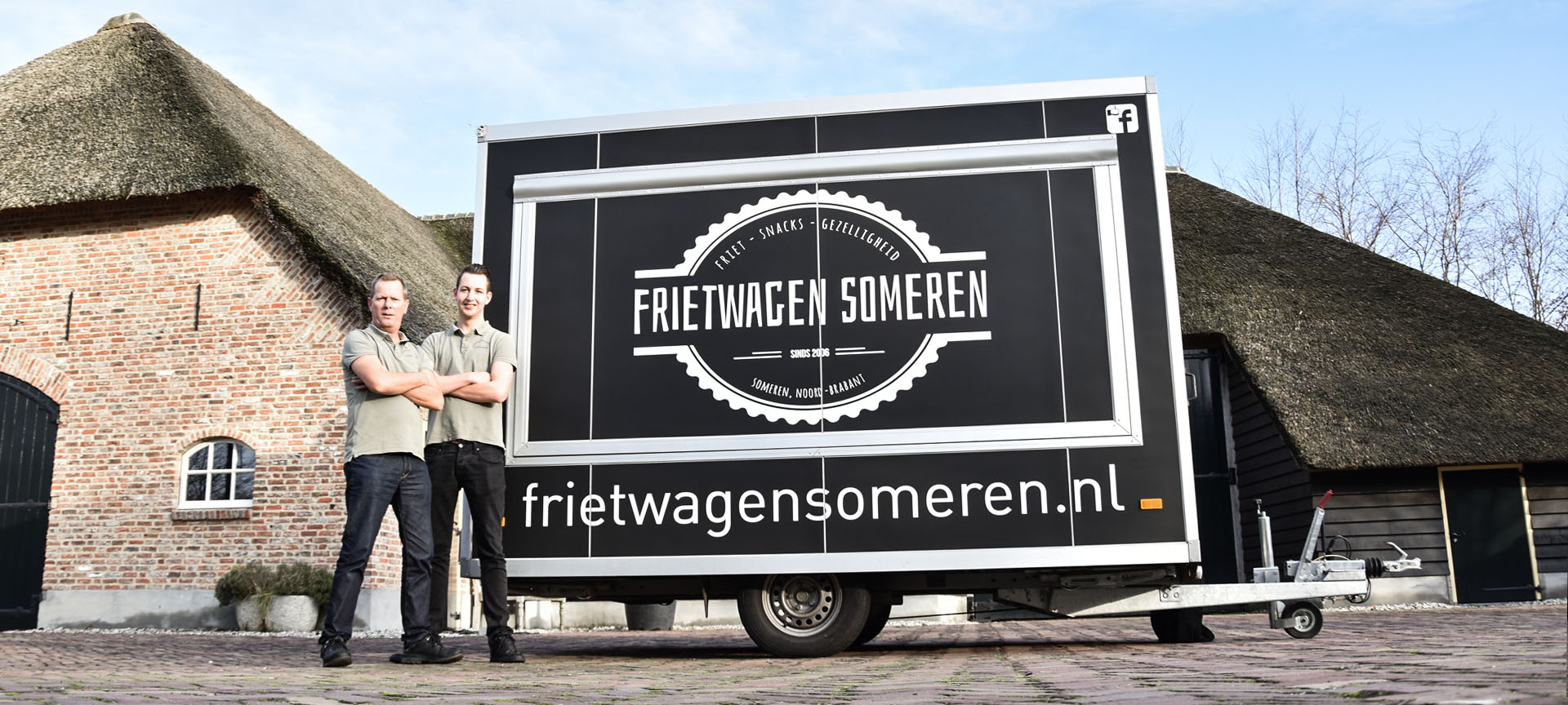 Waarom Frietwagen Someren?